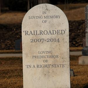 rip-railroaded